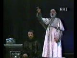 Евгений Нестеренко, Луиджи Рони - Duetto Filippo II e Grande Inquisitore (Verdi,