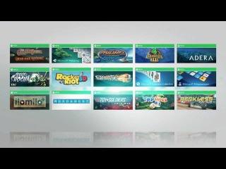 Microsoft Studios представляет PLAY - Xbox Games на Windows