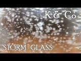 Штормгласс под микроскопом | Storm glass under the microscope