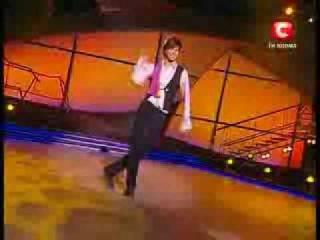 Sasha Leshchenko - Ballet Foresight SOLO LET'S DANCE
