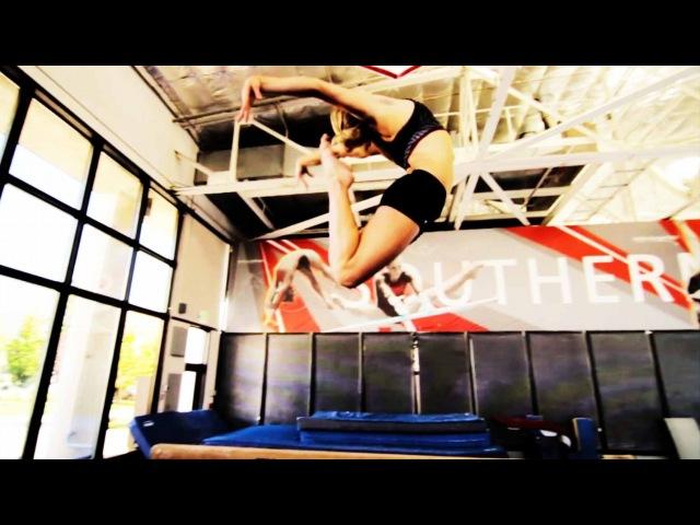SUU Gymnastics - Michaela Chernoch