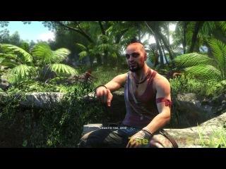 Прохождение Far Cry 3 (HD)(2012) - Часть 13 (Воскрешение и Чудище)