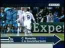 10 лучших голов C.Ronaldo за Реал