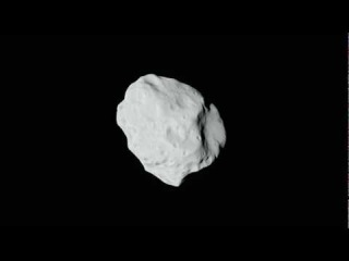 Rosetta flyby of asteroid Lutetia — EXTENDED