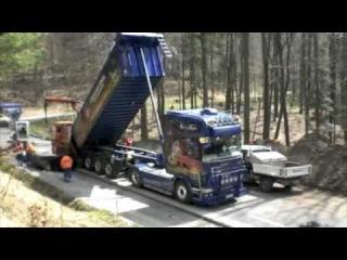 Christian Sperl Transporte - im Odenwald