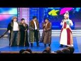 КВН-2012.6-я игра 1/4 Казахи у Екатерины II