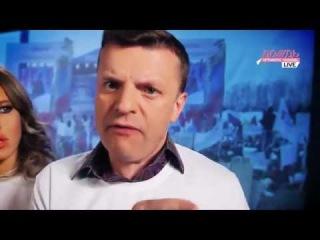 Новейший клип!! Вася Обломов, Ксения Собчак и Леонид Парфенов - «ВВП»