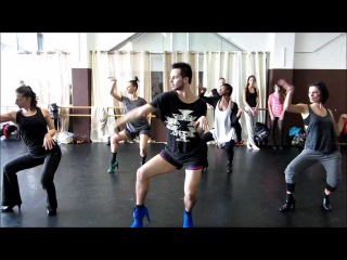 YANIS MARSHALLCHOREOGRAPHY