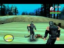 GTA SA Mortal Kombat Mod - Noob - Smoke VS Ermac - Shang Tsung vs Raiden