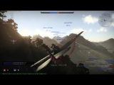 War Thunder (бой на TBF-1c Avenger и P-39N Airacobra)