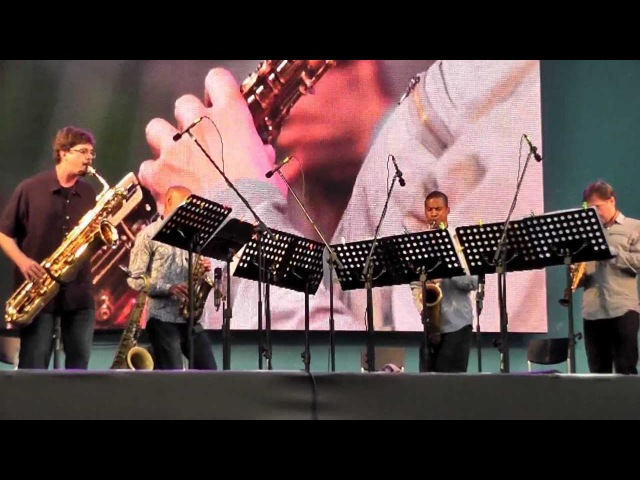 Axis Quartet 3 (Live In Moscow - Classic Jazz Fest. 12.06.2012)
