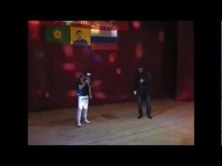 Kurdish rap Amran-Musa (Kurde Saratove)