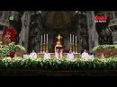 Uroczysta Msza Wigilii Paschalnej pod przewodnictwem Ojca Świętego - 30.03.2013 | TV Trwam