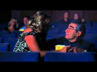 Отрывок из фильма: Американский пирог: все в сборе (папа Джима и мама Стифлера в кинотеатре)