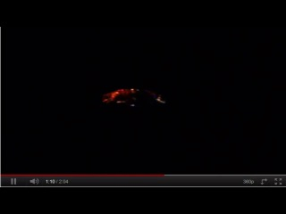 Genuine Investigated Case, Extensively Analysed UFO Video: Real Ovni Flying Saucer: Hants, UK, 2011
