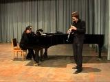 Василенко. Концерт для кларнета с оркестром