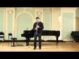 Концерт Класса Е.А. Петрова (кларнет) 1.03.2012 - 2