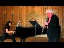 Henri Tomasi Introduction et Danse Guy Dangain clarinette et Keiko Kurachi piano
