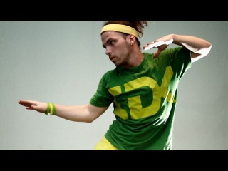 Саша Алехин: видео урок №7 по Хип-Хопу!