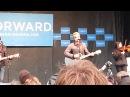 Jon Bon Jovi in Iowa City on October 5, 2012