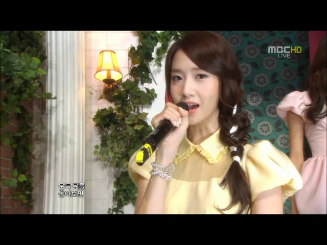 【HD Live】少女時代SNSD - Mr.Taxi How great is your love The Boys (111022)