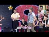 110709 star-king 2pm준호(junho) dance