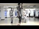 Project818: Jonte and Danielle Polanco @ Ramon Baynes class (хореографы Beyonce все вместе )