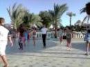 ЕГИПЕТ,Хургада,Golden Five,танец в аквапарке
