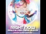 Rihanna Feat. David Guetta Right Now (MAXIM LAUREN BOOTLEG) PREVIEW