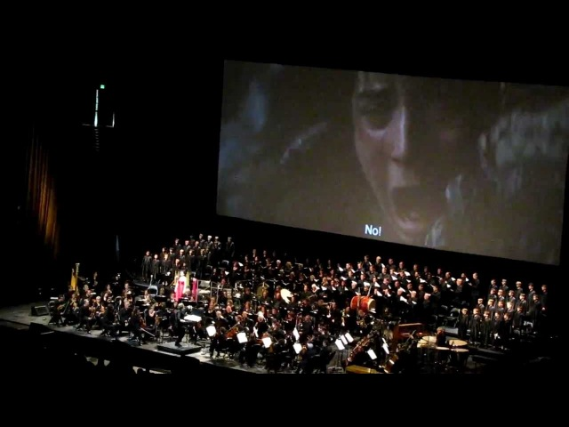 The Lord of the Rings in Concert: The Bridge of Khazad-dûm Kaitlyn Lusk solo live in Sacramento