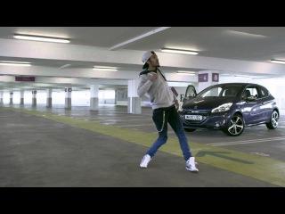 Реклама Peugeot. Один из самых популярных роликов 2012 года в Англии