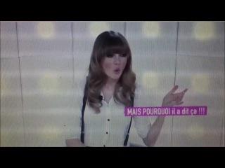 Taylor Swift - La boîte à questions - Canal + 29/01/13