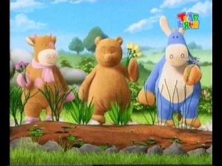 Пако и друзья 9  Цветы для Лолы, Танец пчёл Развивающий мультфильм