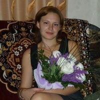 Анкета Ирина Шахметова