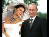 Венчание Путина и Кабаевой