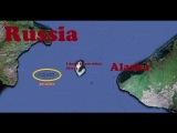 Россия забирает Аляску Серия 1 Новости сегодня 10.04.2014 Russia takes Alaska News Today