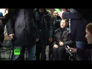 Украина. Раскол во власти 31.03.14