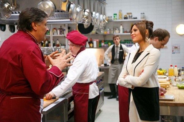 Сериал Кухня 1 серия 3 сезон онлайн — смотреть