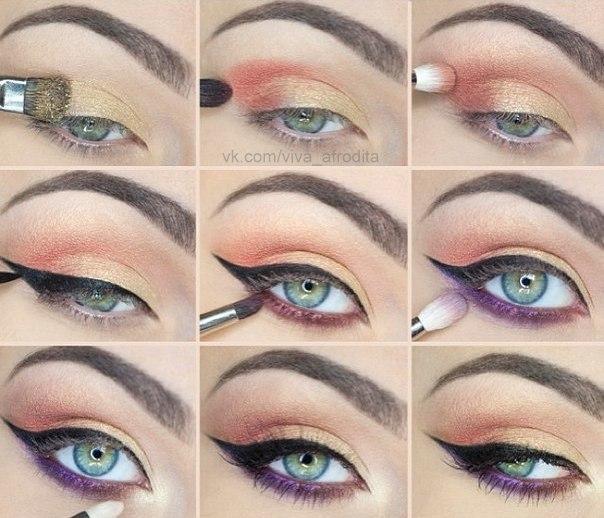 Арабский макияж профессионал
