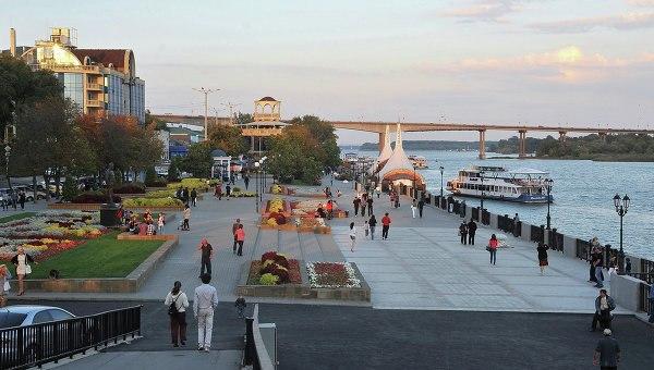 Туристы Ростовской области воздерживаются от поездок в Киев