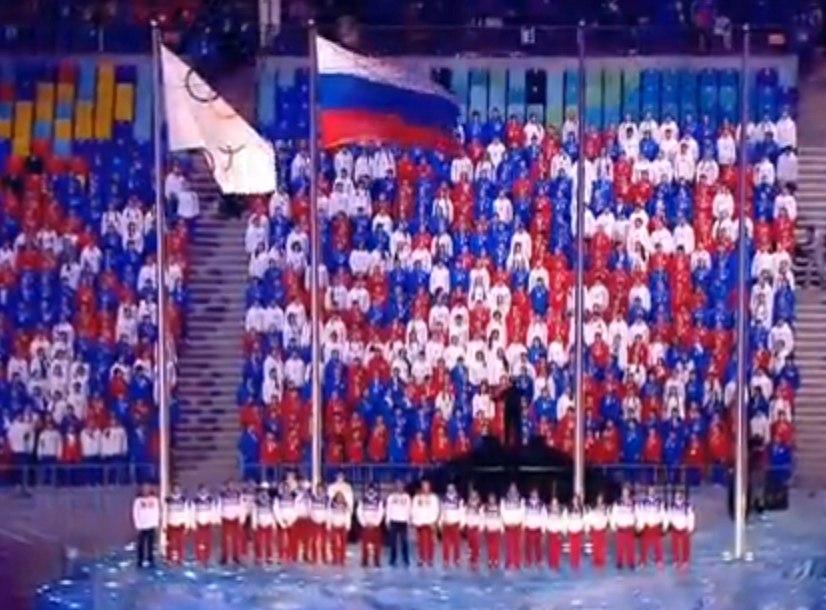 Дети из Таганрога спели на закрытии Олимпиады в Сочи