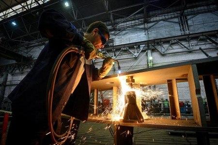 Индекс промышленного производства в Ростовской области вырос на 4,4%
