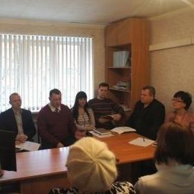 Представители городской Администрации встретились с жителями микрорайона «Дубки»