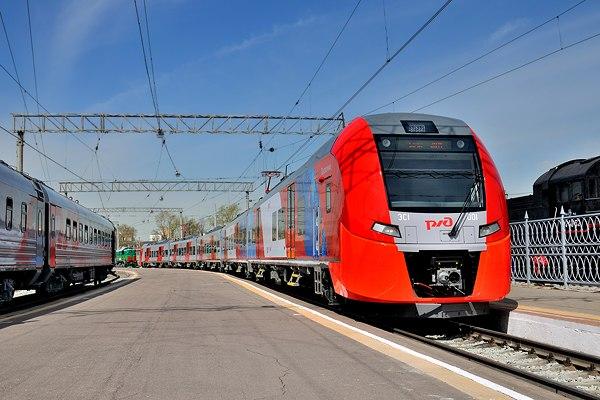 Голубев попросил РЖД передать области шесть скоростных электричек «Ласточка»