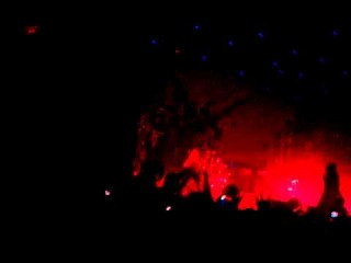 The Prodigy - Poison 2 01.06.2012 Moscow (THE YAGER)