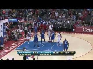 NBA CIRCLE - Philadelphia 76ers Vs LA Clippers Highlights