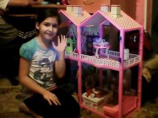 Мои куклы и их домик