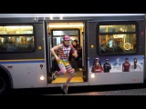 SpandyAndy Adventures - Transit Terminal - Everybody Dance Now!!