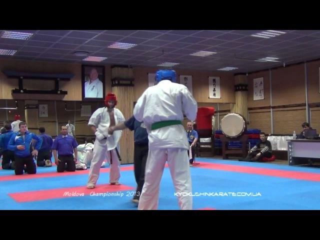 Final 16-18, 70 Урсу Ион (MD aka) - Булискерия Борис (UKR)