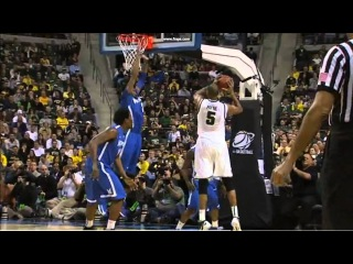 D.J. Stephens MONSTER block | March Madness, 23 March 2013